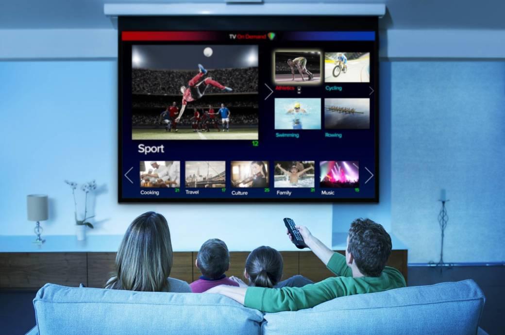 Streaming-Apps bekommen Sie auf (fast) jeden TV.