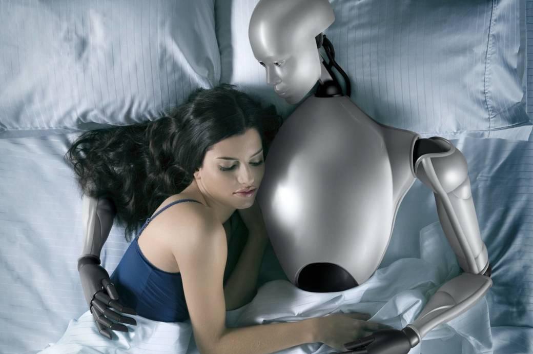 Gehören Roboter in unseren Betten schon bald zur Normalität?