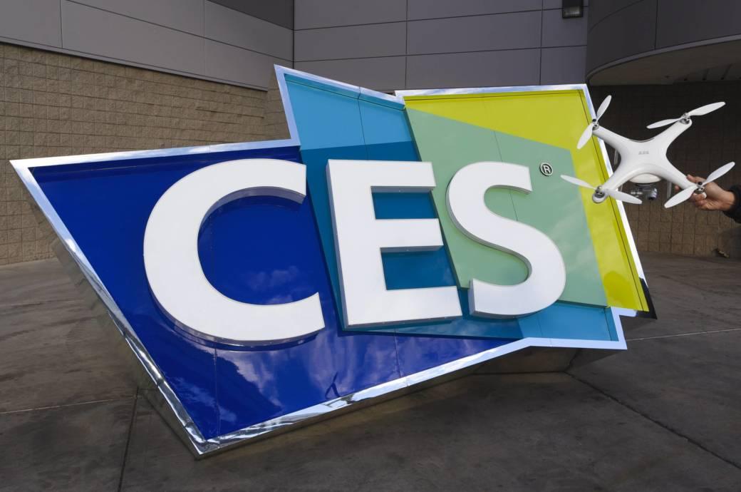 Die CES ist in Las Vegas gestartet. Es ist die größte Messe für Unterhaltungselektronik.