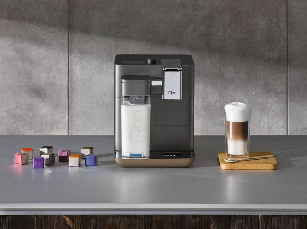 Tchibo bietet mit der Qbo You-Rista eine Kapsel-Alternative zum Nespresso-System.