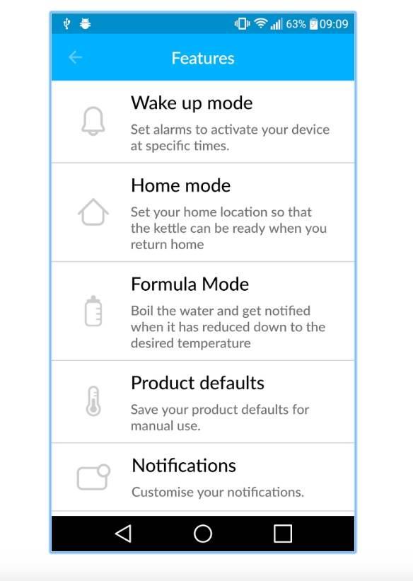 so brühen sie kaffee per smartphone-app | techbook, Kuchen deko