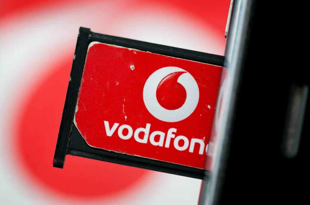Vodafone-SIM im Handy