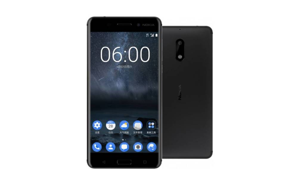 Android-Smartphone Nokia 6