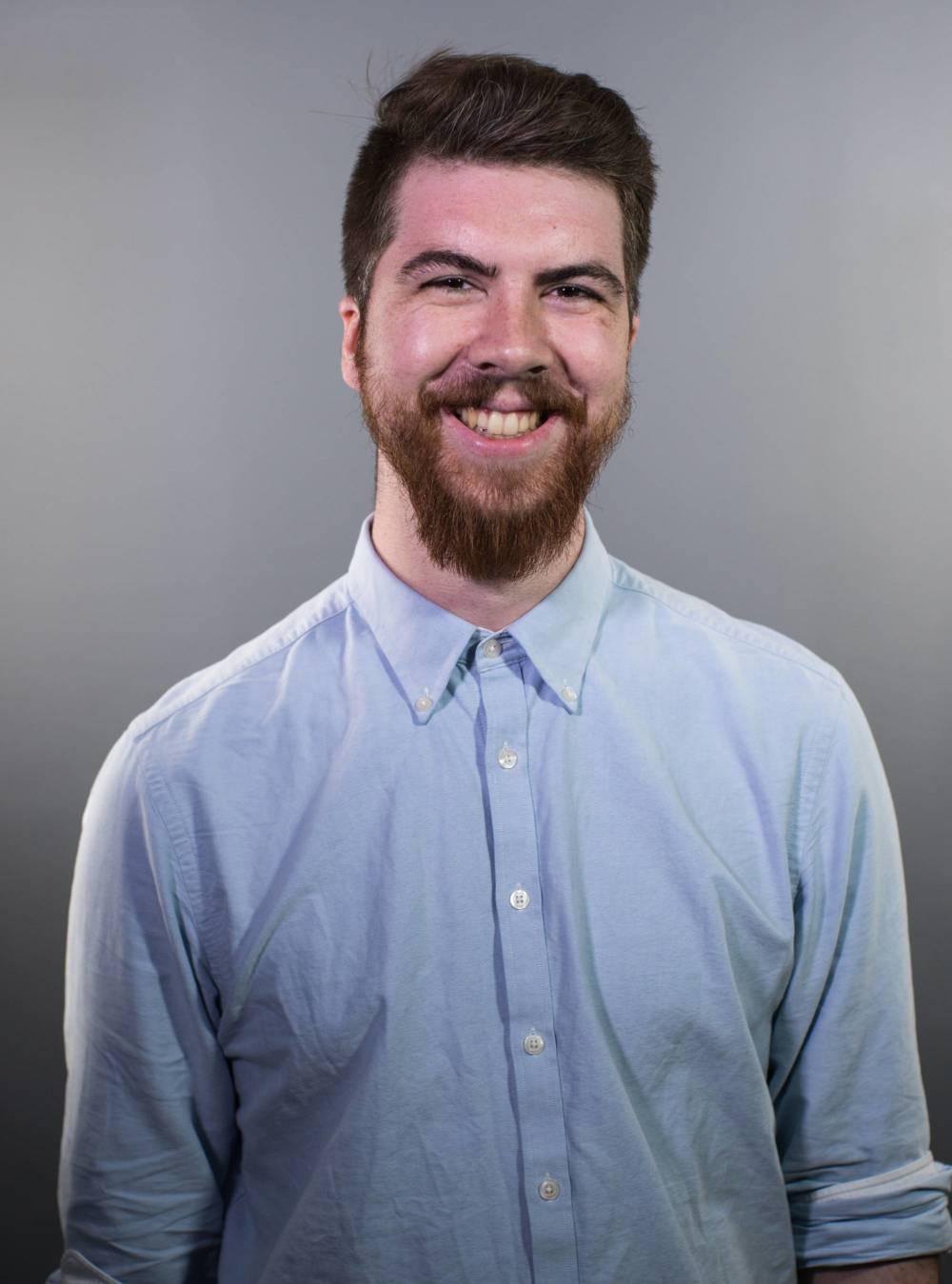 Simon Koschel kümmert sich für Twitch um die deutschsprachige Community.