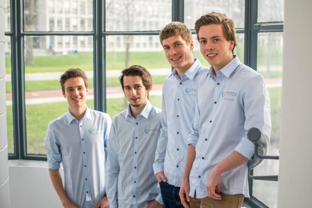 vir Studenten aus den Niederlanden