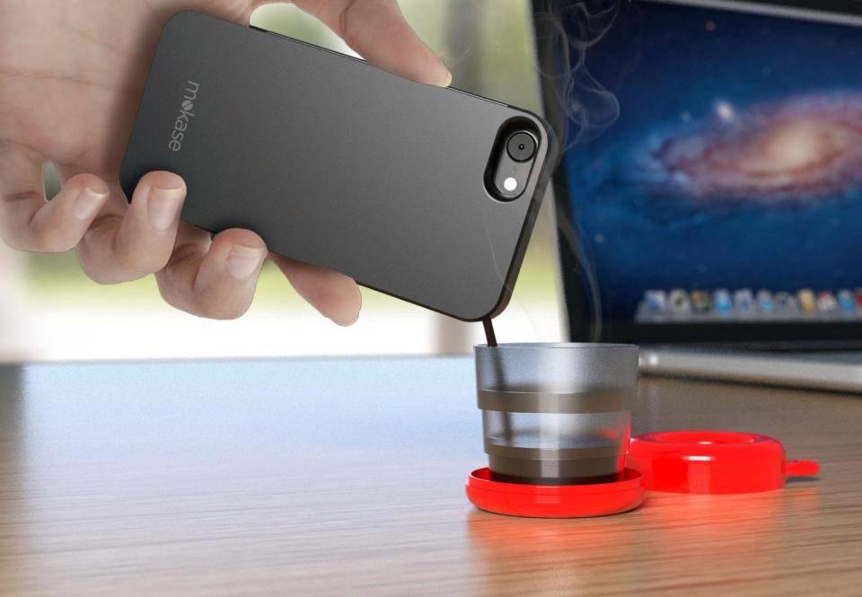 Wie Kocht Kaffee diese smartphone hülle kocht kaffee techbook