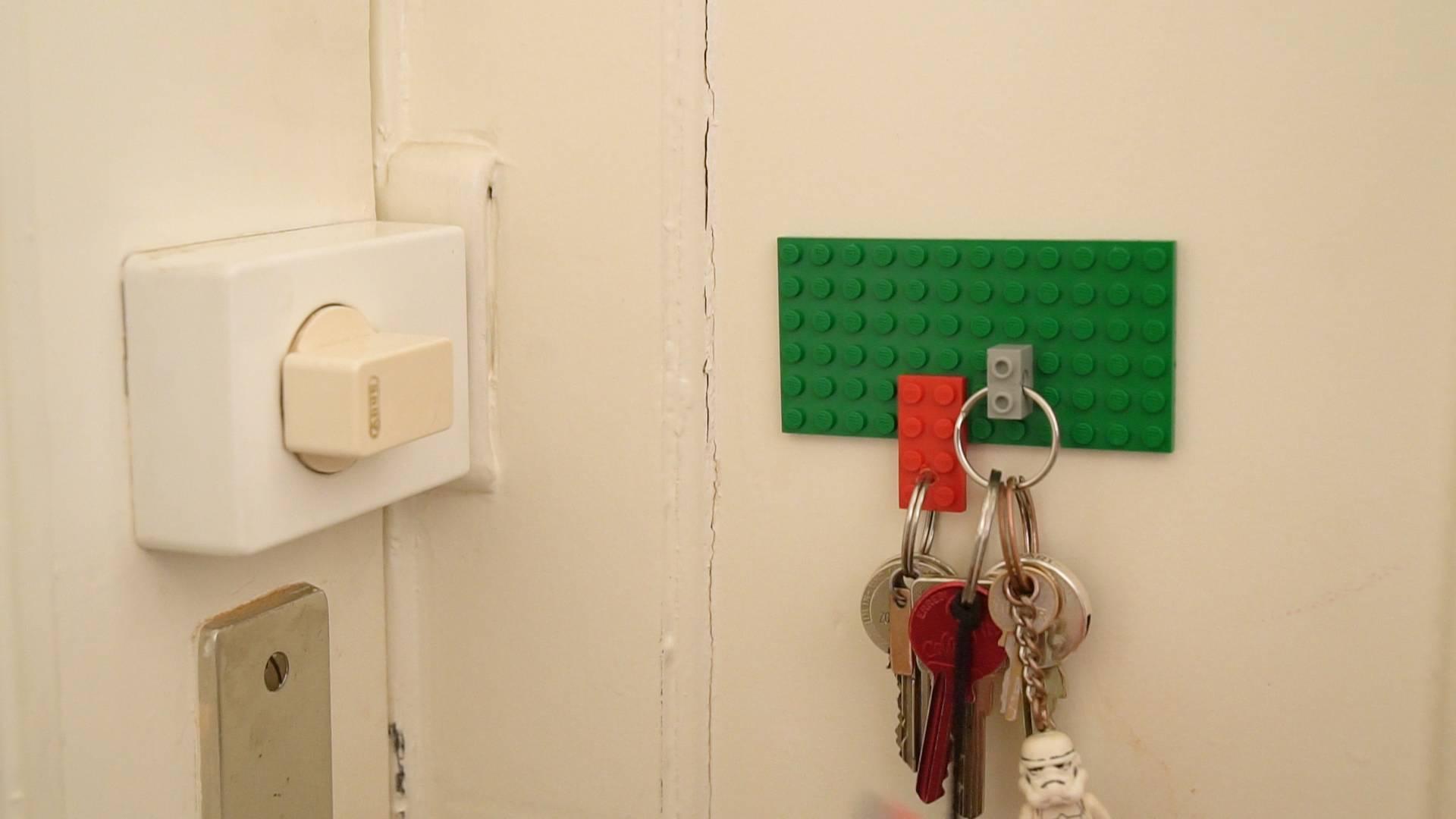 Lego Schlusselhalter Selbst Basteln Techbook