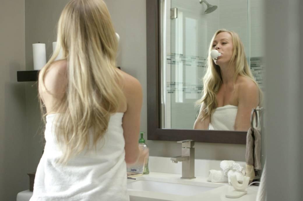 Zähneputzen soll bald in zehn Sekunden erledigt sein