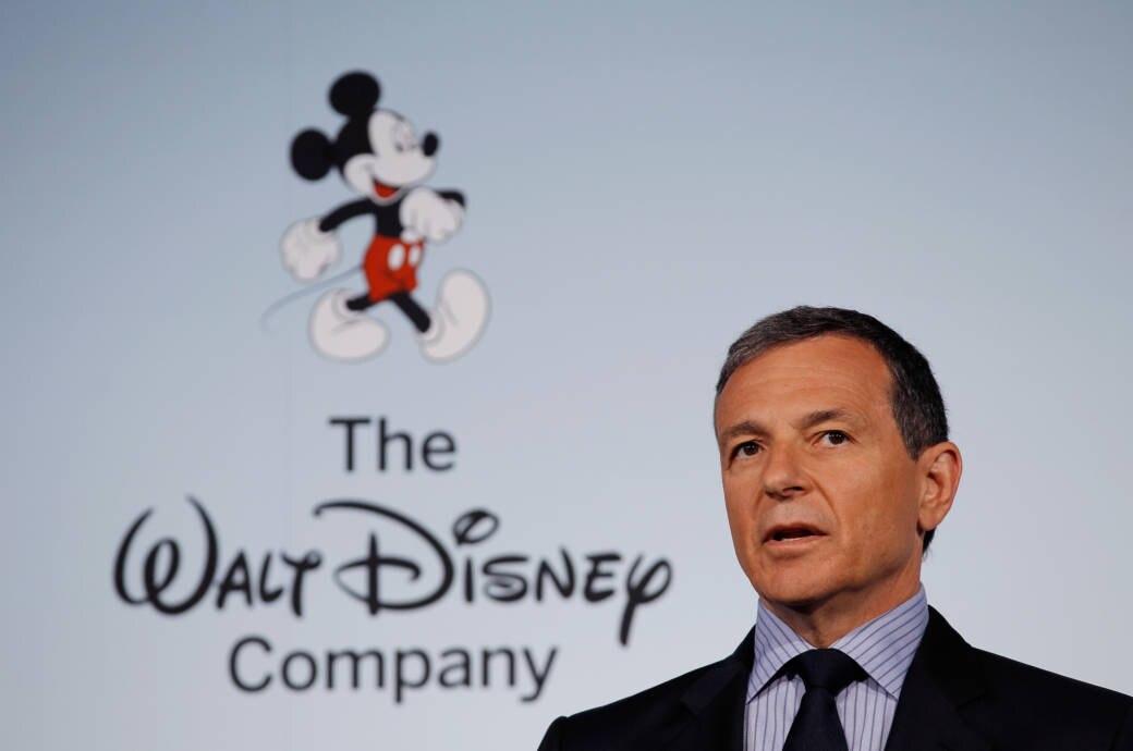 Disney Robert Iger