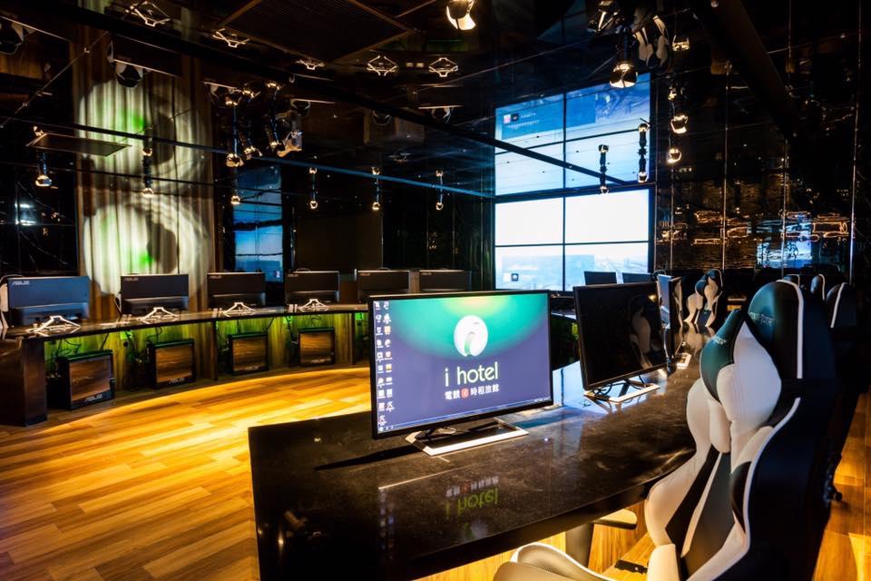 Das Ihotel In Taiwan Hat In Jedem Zimmer Einen Gaming Pc Techbook