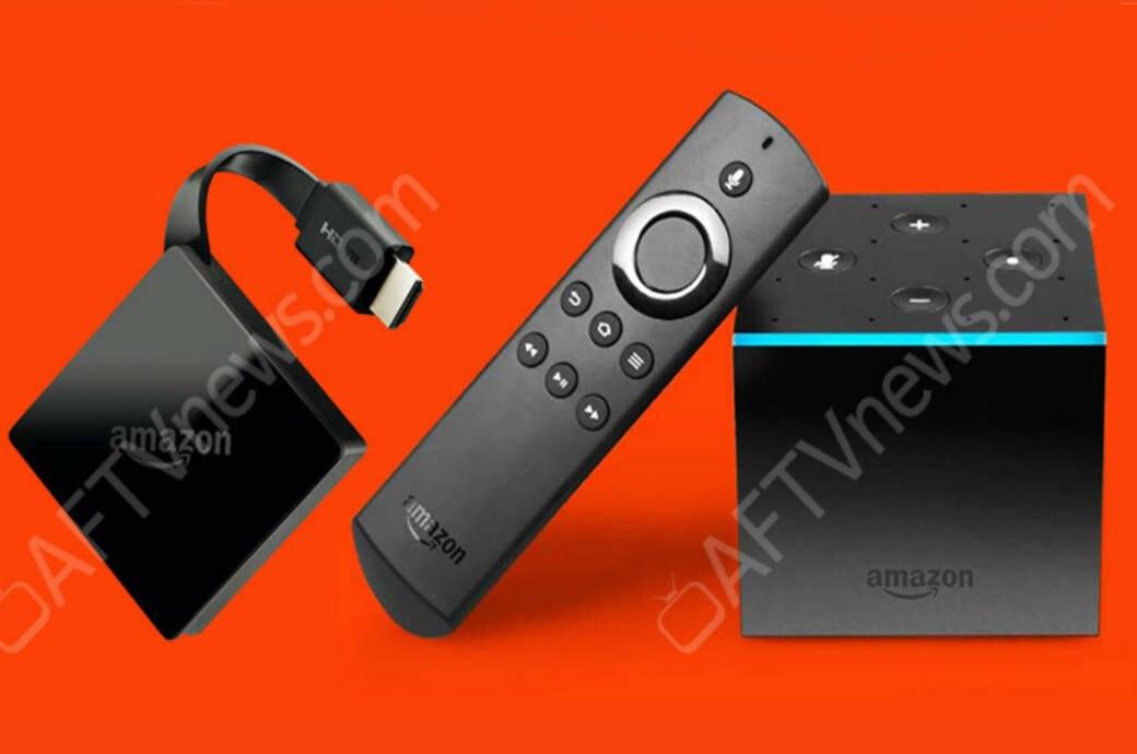 Amazon Fire TV und Fire TV Stick