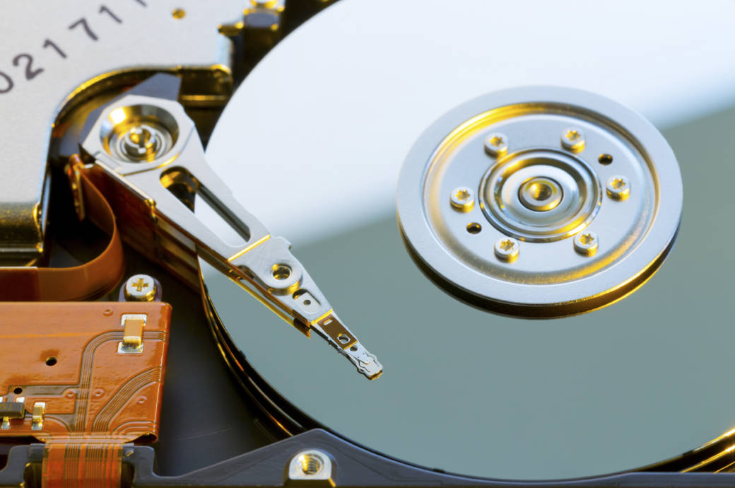 Was ist der Unterschied zwischen HDD- und SSD-Speicher?