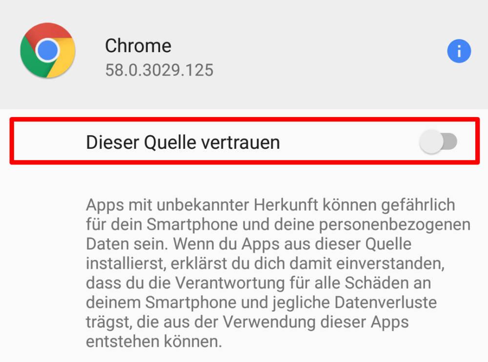 android app auto suchen