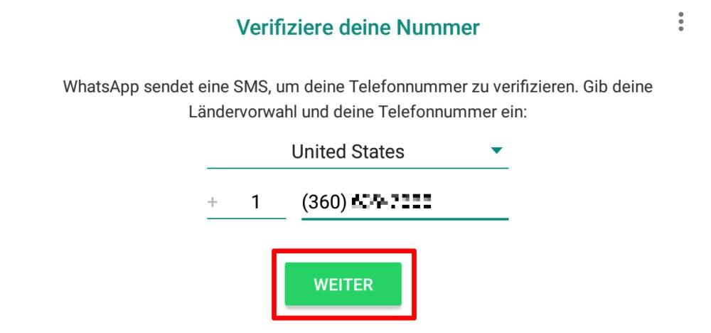 So Installieren Sie Whatsapp Ohne Sim Karte Techbook