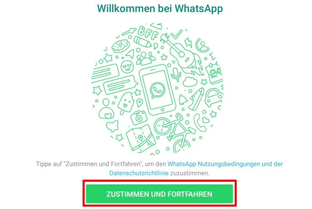 whatsapp ohne sim karte So installieren Sie WhatsApp ohne SIM Karte | TECHBOOK