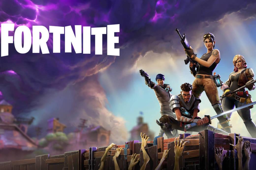 Fortnite Battle Royale Bild