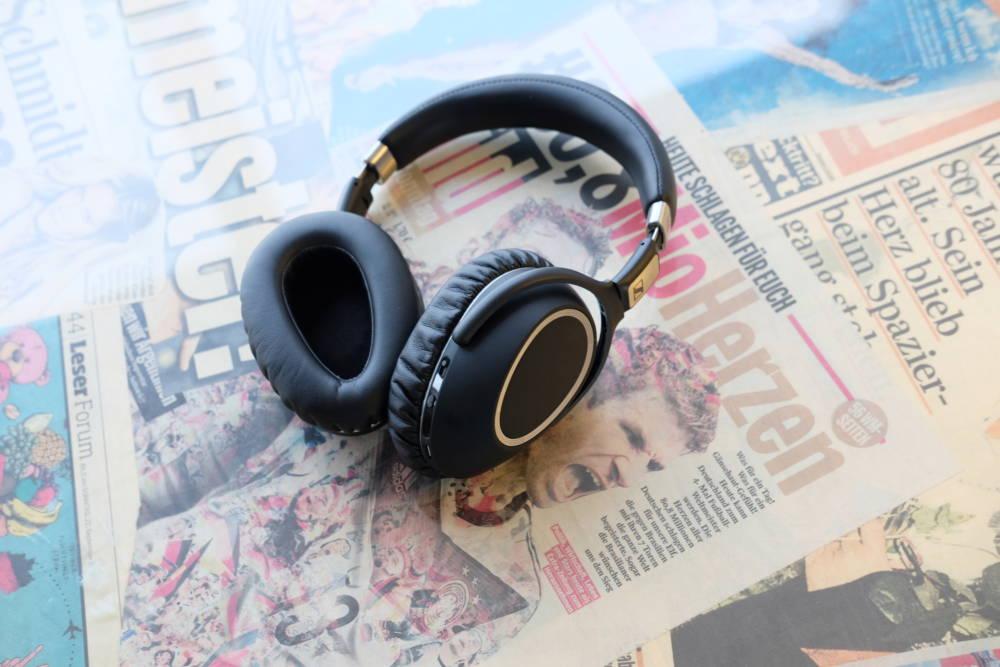 Sennheiser Noise Cancelling Kopfhörer
