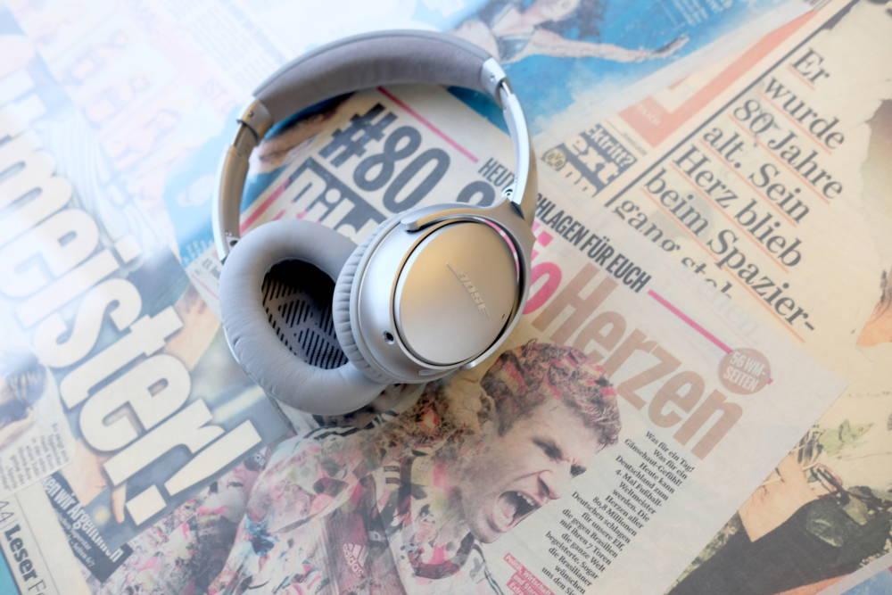 Bose Noise Cancelling Kopfhörer