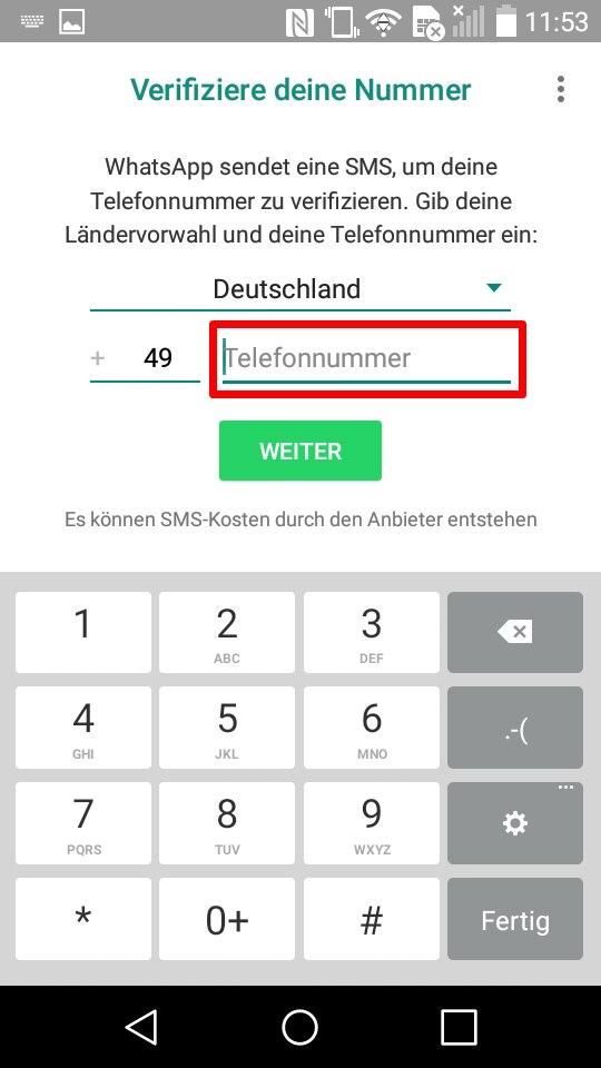 Chats installieren whatsapp neu open