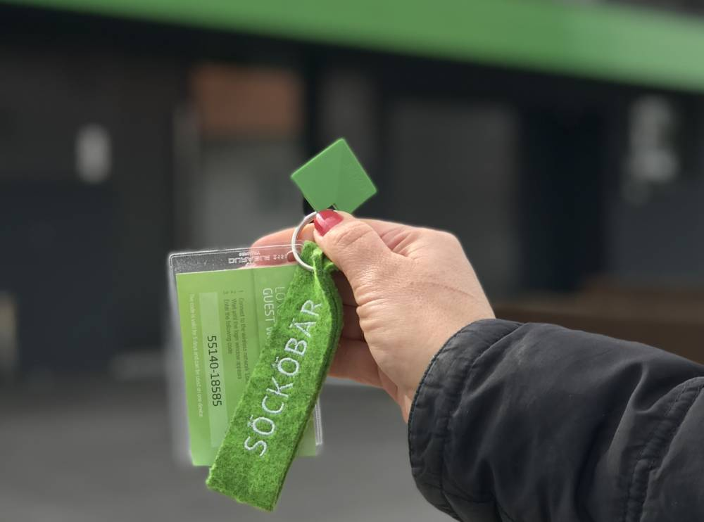 Loxone NFC Key Fob Showhome Kollerschlag