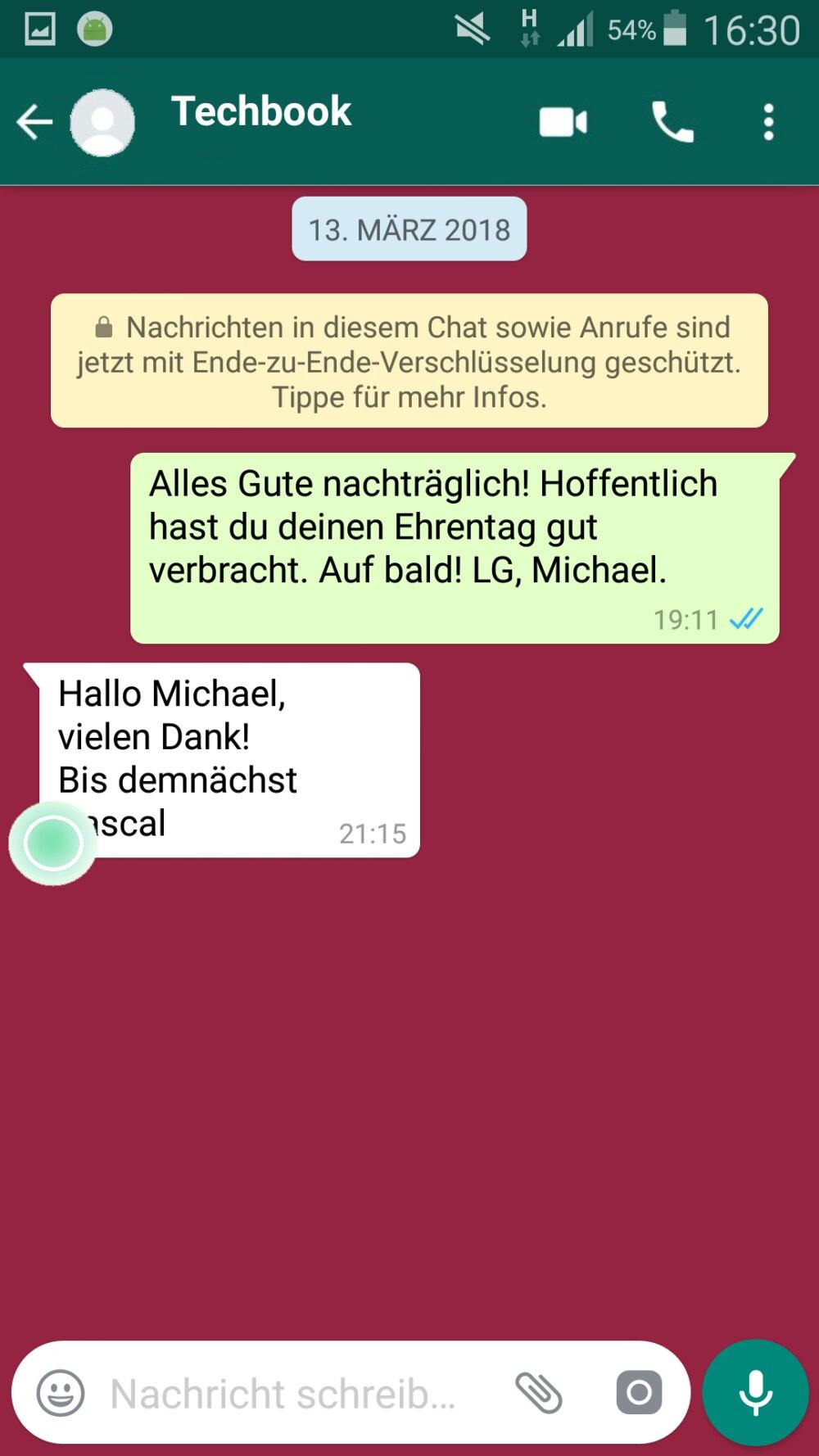 Whatsapp profilbilder verbergen