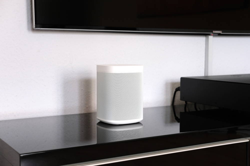 Smarter Speaker Sonos One