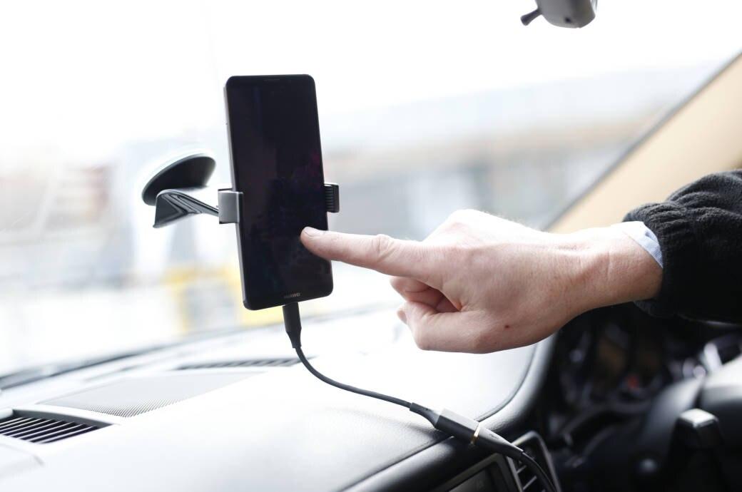 Smartphone als Dashcam nutzen
