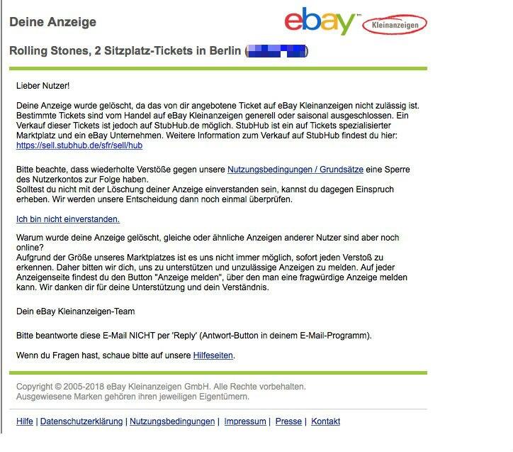 Was Sie Auf Ebay Kleinanzeigen Nicht Verkaufen Durfen Techbook