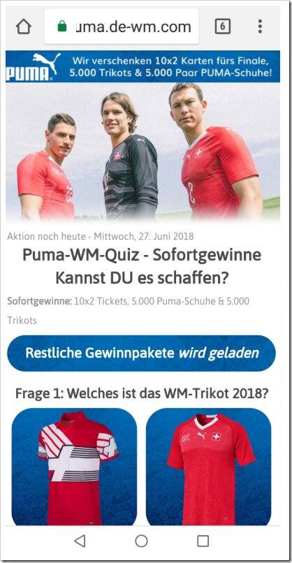 Vorsicht vor dieser dreisten WM Abzocke bei WhatsApp   TECHBOOK