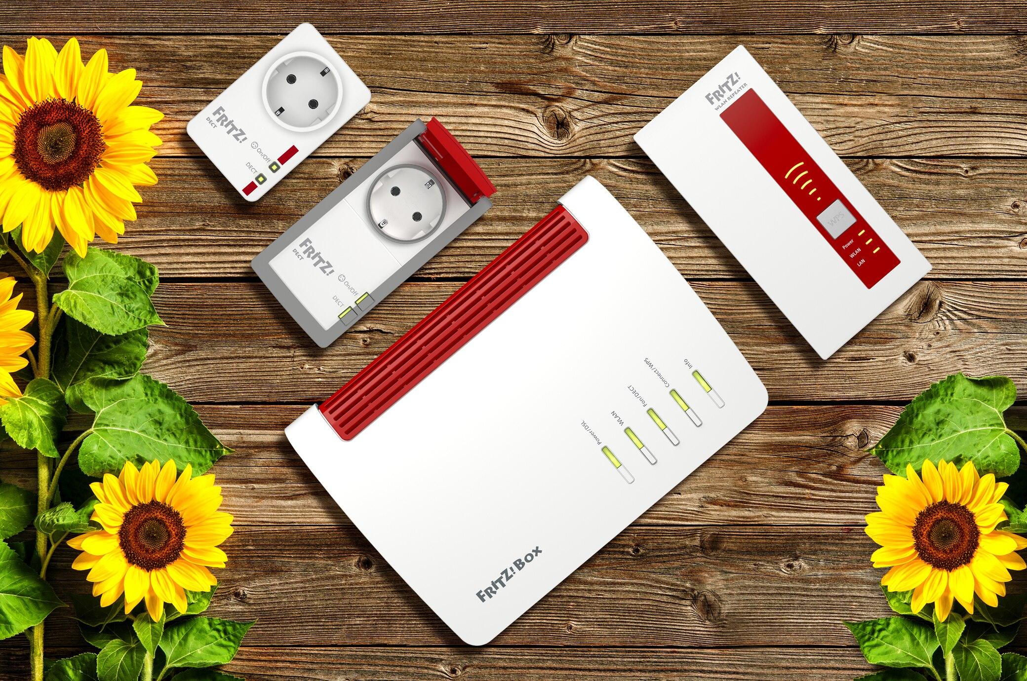 Wie viel Smart Home bieten die beliebten Fritzbox-Router?