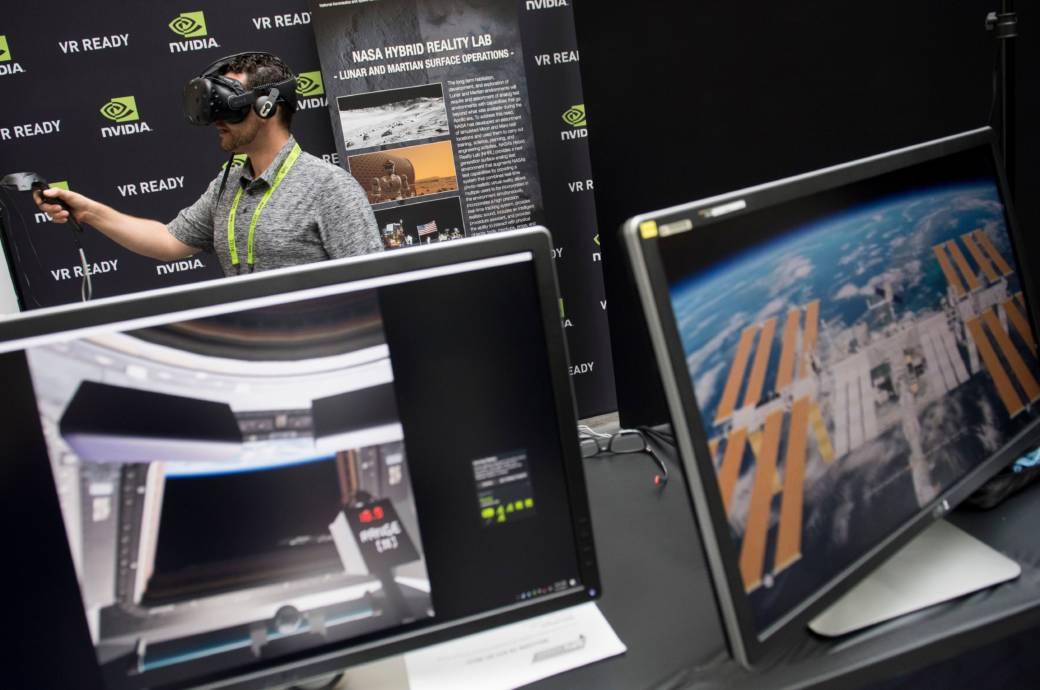 Nvidia Technologiekonferenz für AI, Deep Learning und Virtuelle Realität