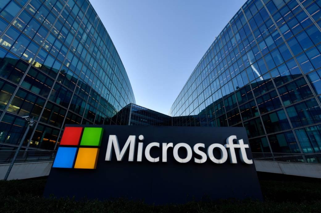 Microsoft-HQ Frankreich