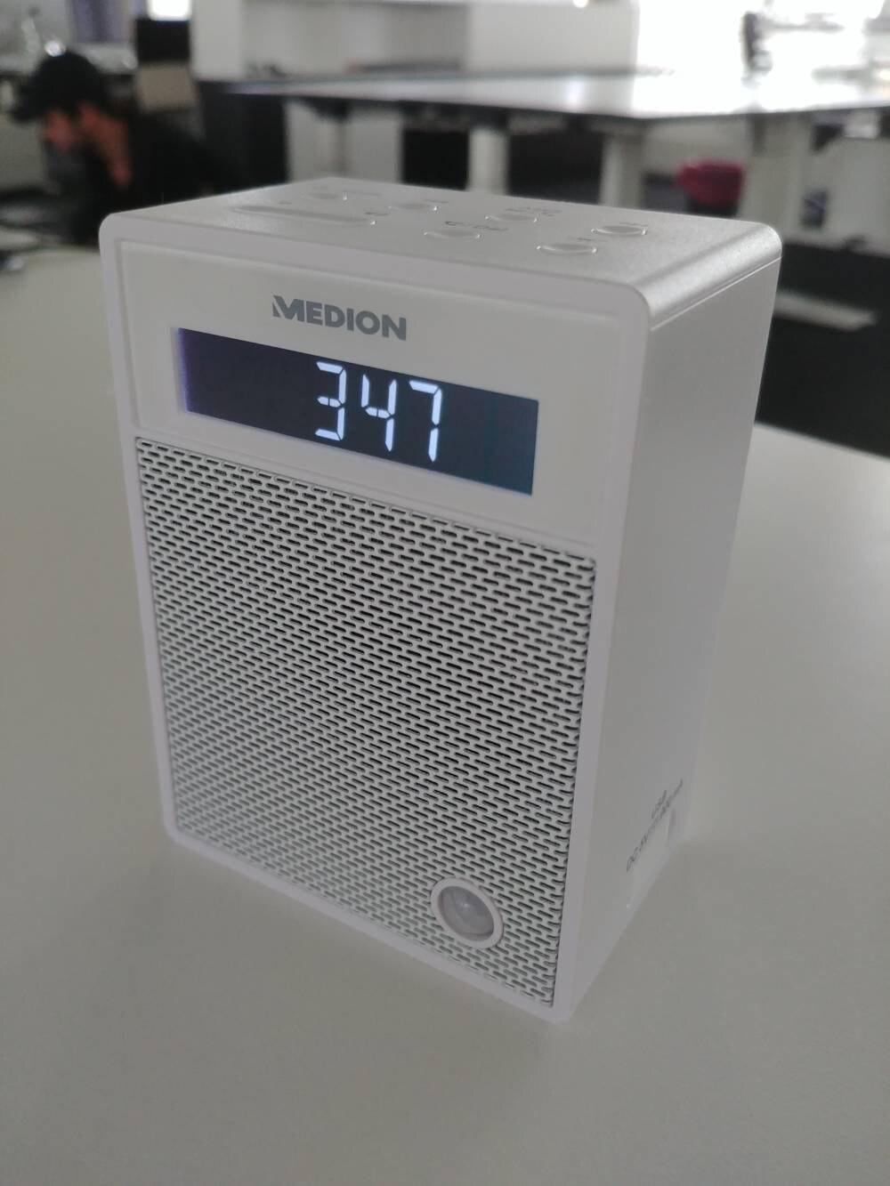 Das taugt das Bluetooth-Steckdosenradio von Aldi wirklich ...