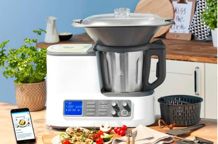 Aldi Küchenmaschine Thermomix 2021