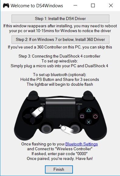 So Verwenden Sie Den Playstation Controller Am Pc