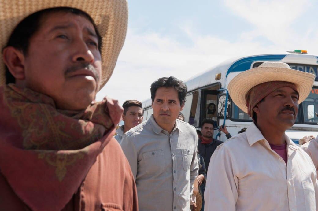 Narcos Mexiko mit Michael Pena