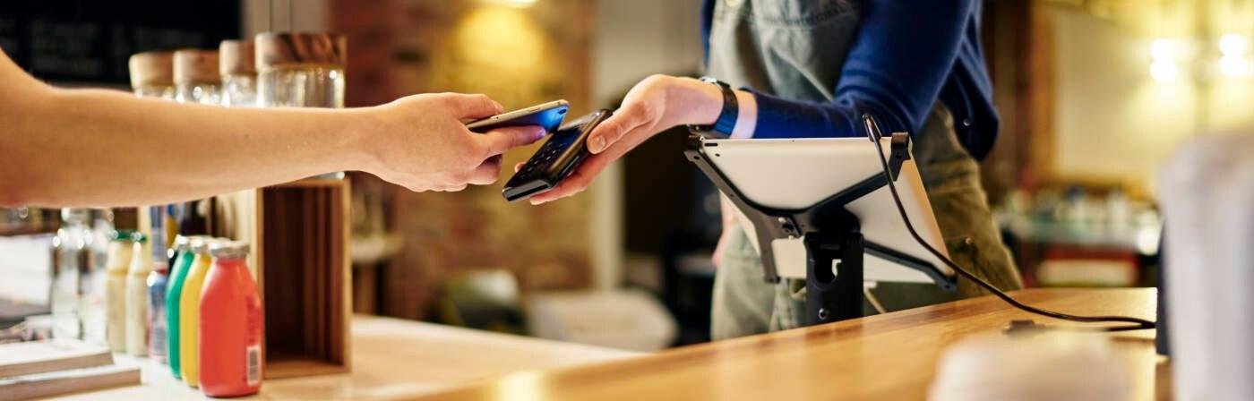 Mobiles Bezahlen mit Apple Pay