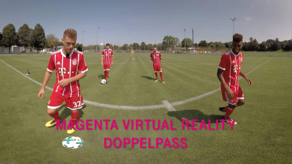 1. FC Bayern München Doppelpass