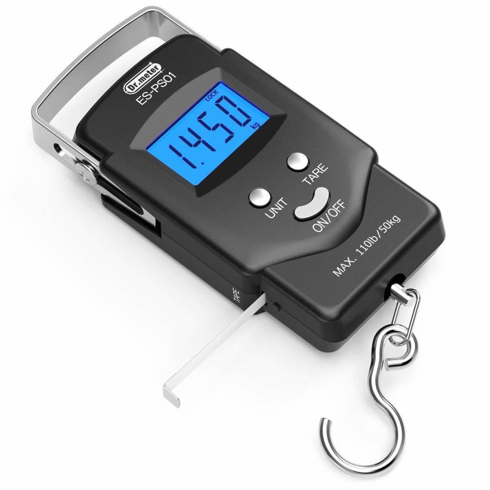 Dr. Meter digitale Kofferwaage