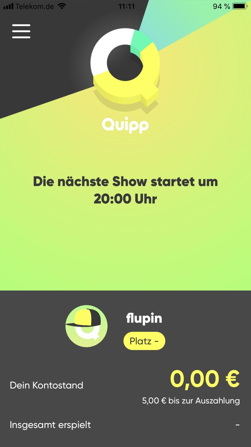 Quipp App Erfahrungen