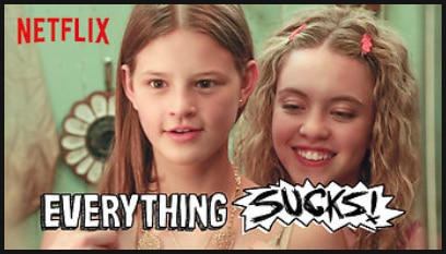 Netflix Everyhting Sucks