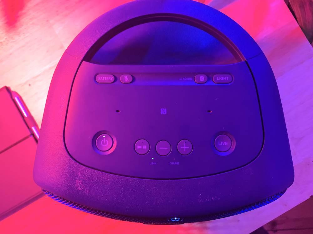 Sony XB501G EXTRA BASS