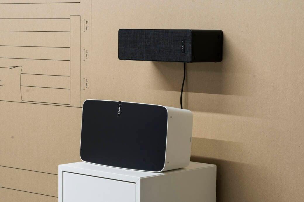 Sonos Lautsprecher zusammen mit IKEA SYMFONISK