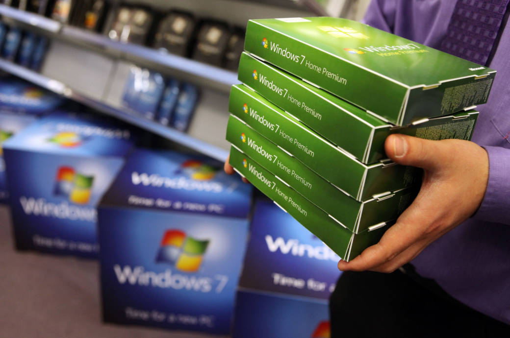 windows 7 support eingestellt