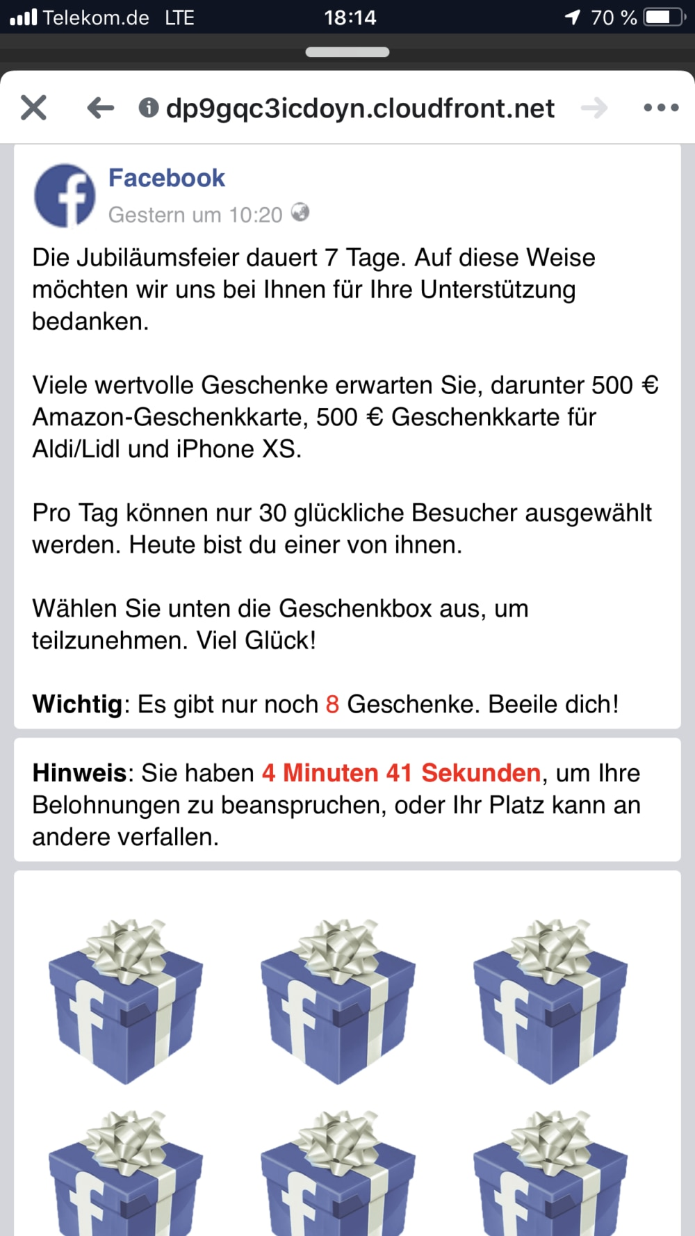 AdCloaking-Facebook