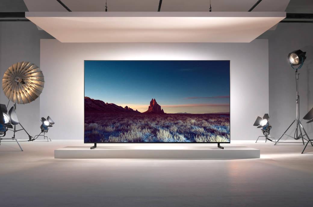 Samsung Q900 8K TV