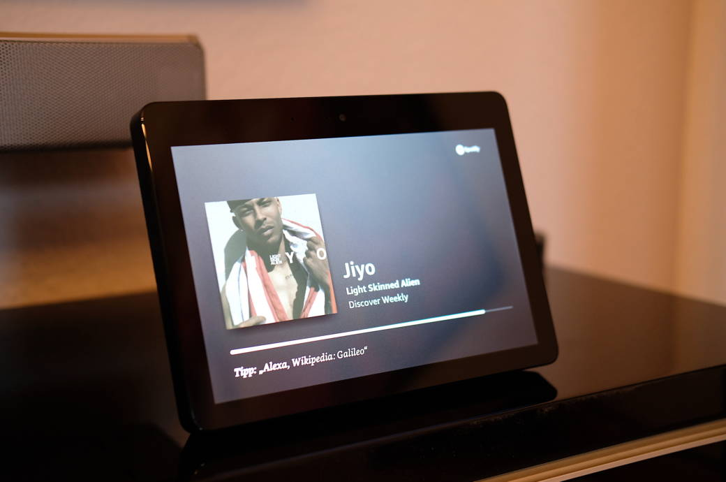 Amazon Echo Show 2. Generation