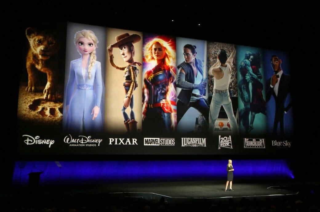 Disney+ Präsentation
