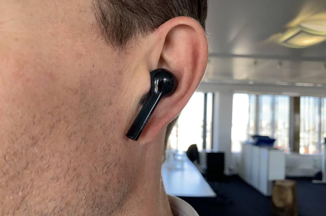 AirPods-Alternativen im Test. Im Foto: die Huawei FreeBuds Lite