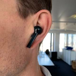 AirPods-Alternativen im Test. Im Foto: die Huawei FreeBuds Lite
